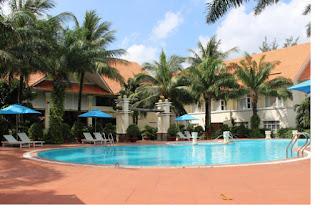 Khách sạn tiêu chuẩn ở Côn Đảo