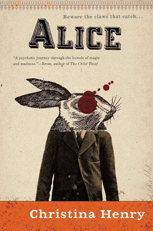 Interview with Christina Henry and Review of Alice