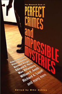 'Perfect Crimes and Impossible Mysteries' book cover