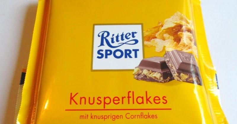 Ritter Sport Knusperflakes