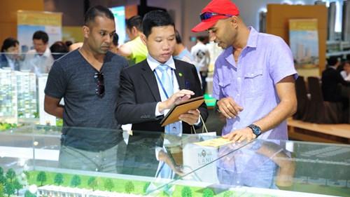 nhu cầu mua nhà tại Việt Nam của khách hàng nước ngoài gia tăng