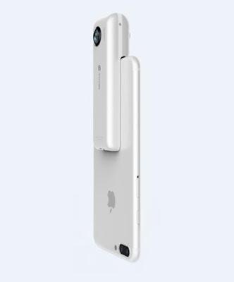 Insta360 Nano iPhone camera