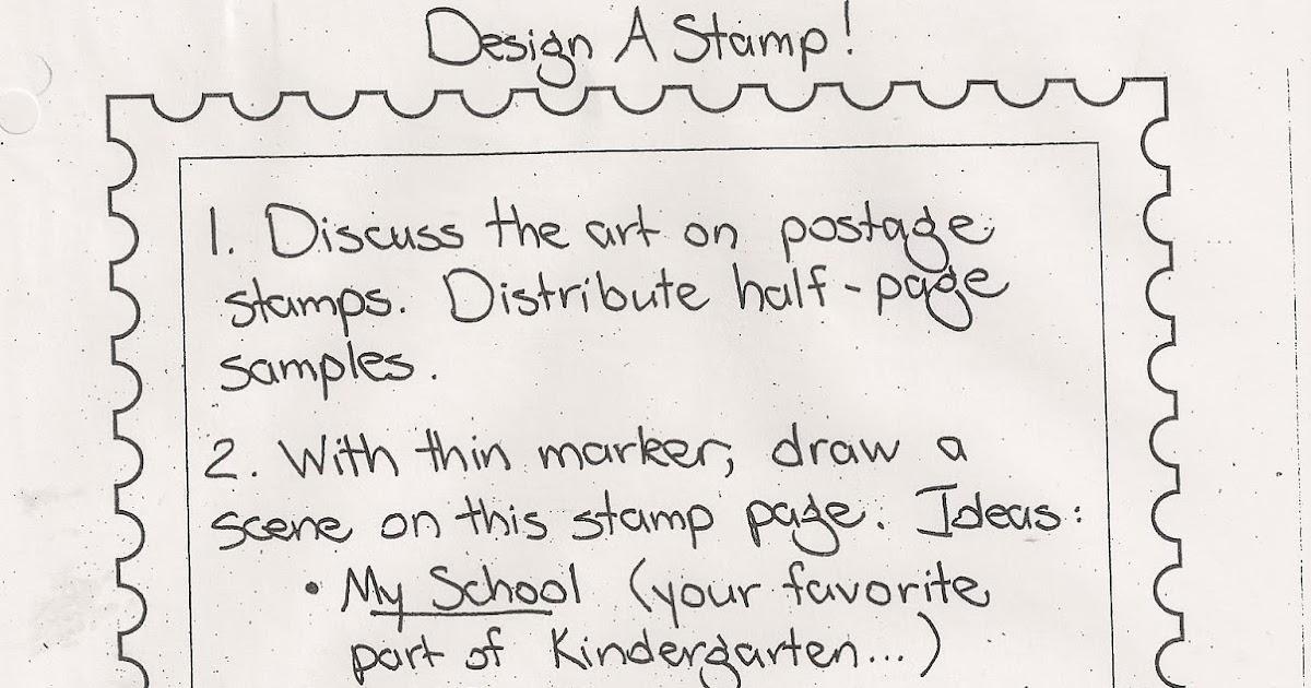 No Corner Suns: Design a Postage Stamp. Free handout