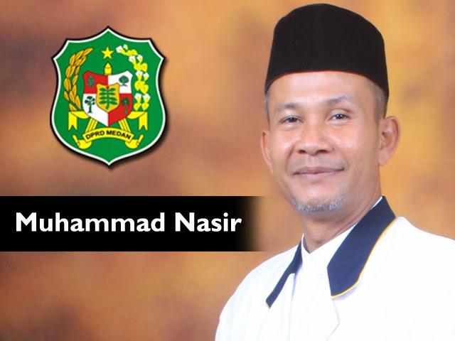 Muhammad Nasir : Medan Masih Dipimpin Plh, Mendagri Abaikan Perintah Presiden
