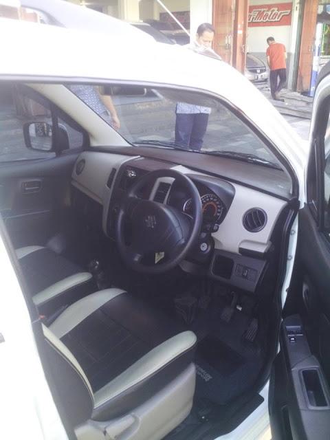 Suzuki Karimun Wagon GL Dilago tahun 2014