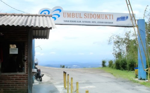 Umbul Sidomukti Bandungan Semarang