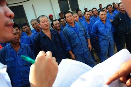 Indonesia Diambang Pintu Ekspansi TKA?