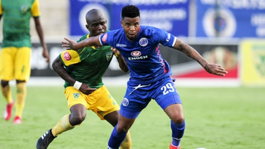 SuperSport midfielder George Lebese