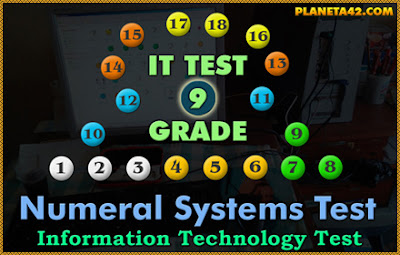 Numeral Systems Test