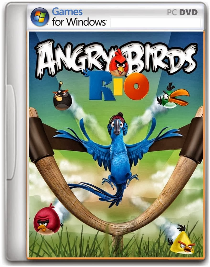 Angry Birds Rio Free Download PC Game Full Version