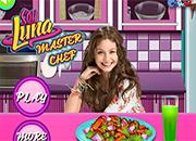 Soy Luna Master Chef juego