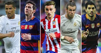 100 Pemain Sepakbola Terbaik Dunia 2016