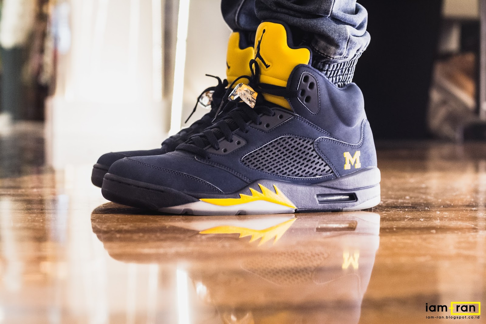 c7883112da238c IAM-RAN  ON FEET   Chris - Nike Air Jordan 5