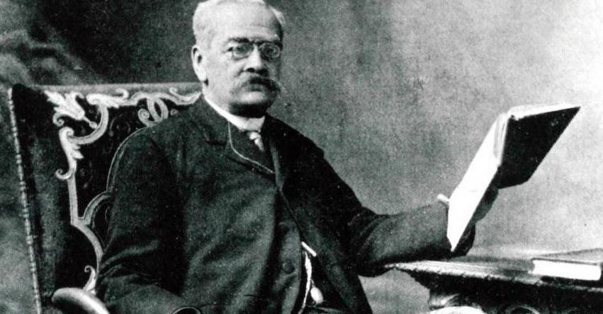 BCR presentará moneda alusiva a centenario de la muerte de tradicionista Ricardo Palma