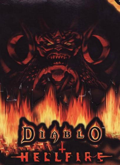 Diablo 1 Hellfire PC Full Español 1 Link MEGA