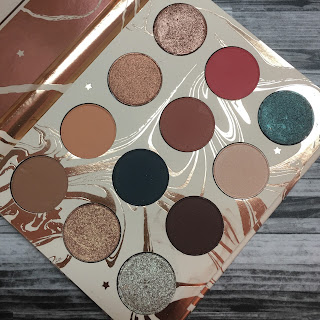 Dream St Kathleenlights X Colourpop Eyeshadow Palette