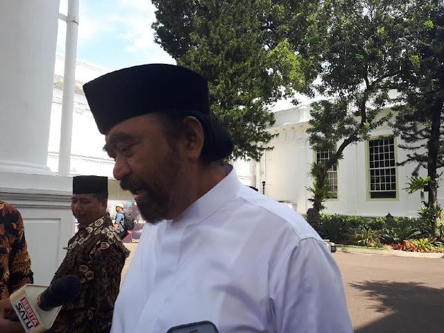 Keberatan Ditolak Hakim, Gugatan Legalitas Surya Paloh Ketum Nasdem Dilanjutkan