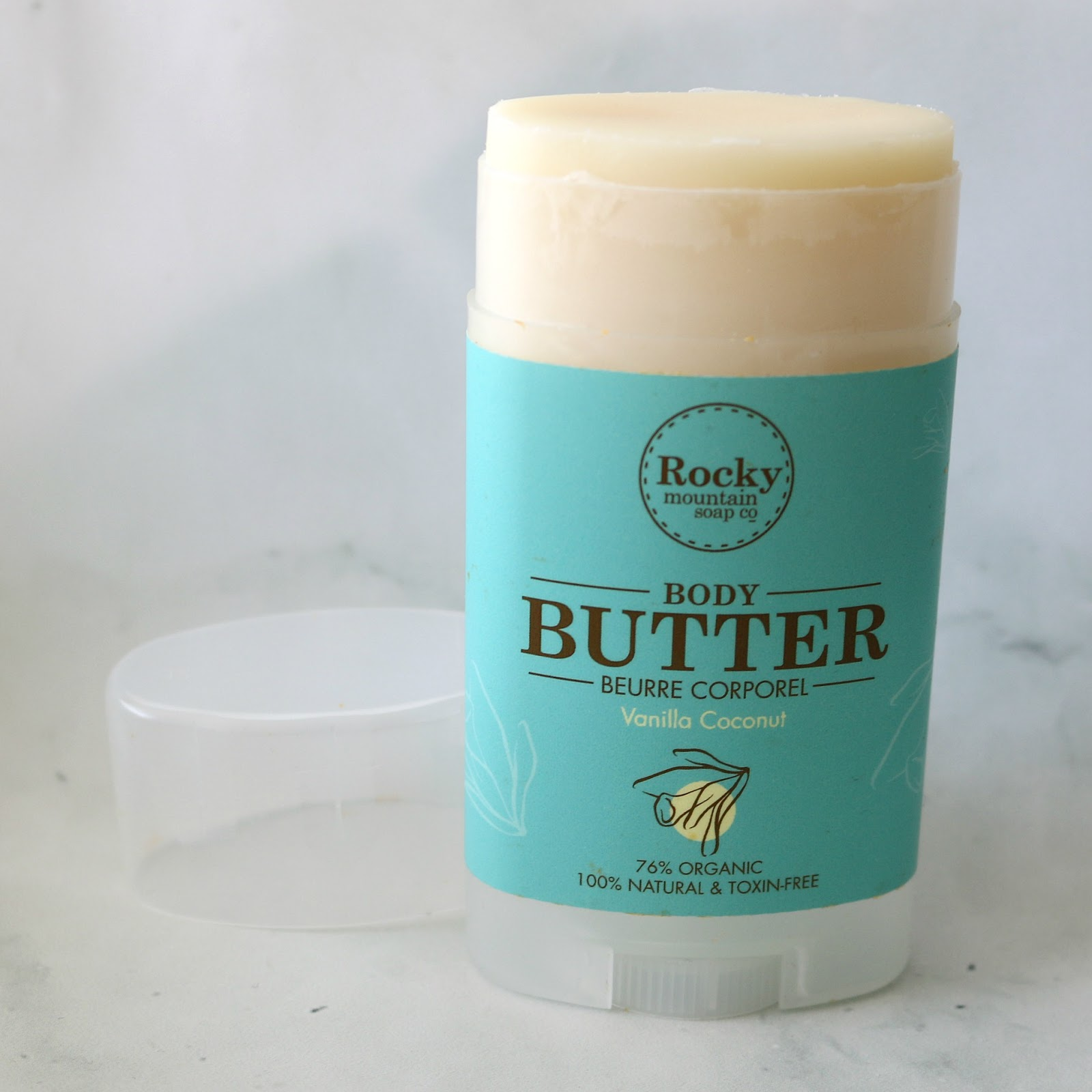 rocky mountain soap company body butter vanilla coconut