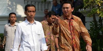 Campur Tangan Jokowi di Pilgub DKI Terlihat Nyata