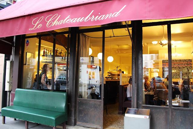 Le Chateaubriand - Paris travel & lifestyle blog