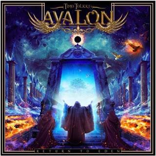 """Το βίντεο των Timo Tolkki's Avalon για το """"Godsend"""" από το album """"Return to Eden"""""""