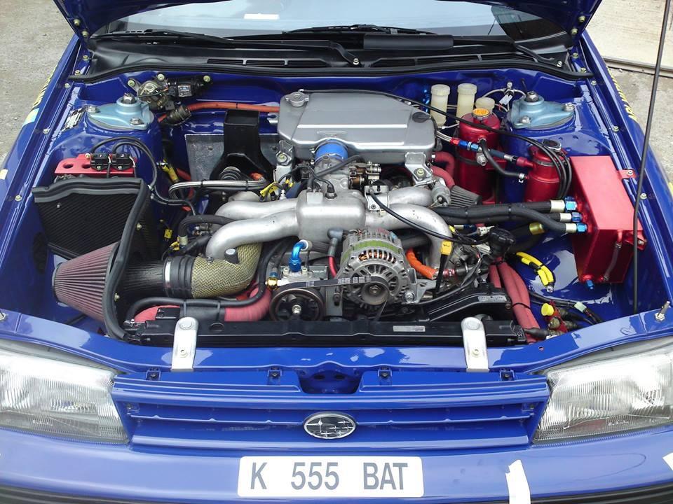 Subaru Legacy Rs Ms Blog