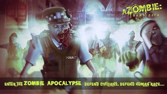 a Zombie: Dead City Apk Free on Android Game Download