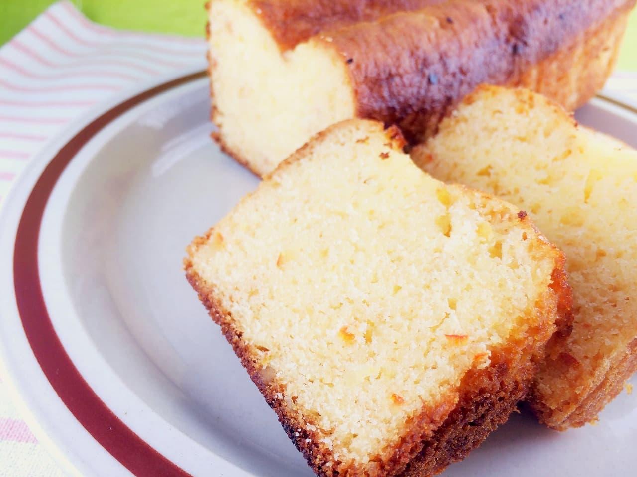 ケーキ ホット ケーキ ミックス パウンド