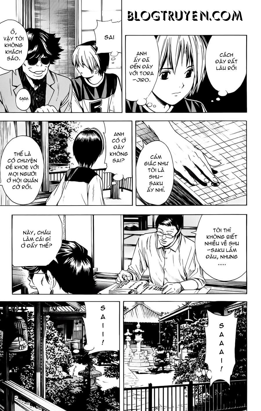Hikaru No Go hikaru no go chap 126 trang 14