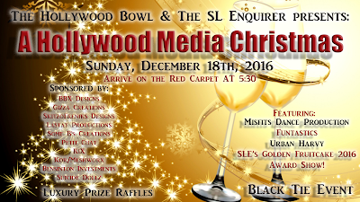 A Hollywood Media Christmas Presented By The Hollywood