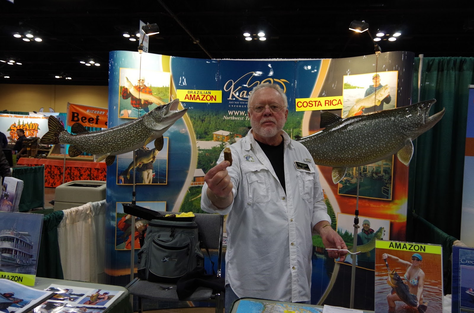 Chicagoland fishing travel outdoor expo 2016 for Chicago fishing show