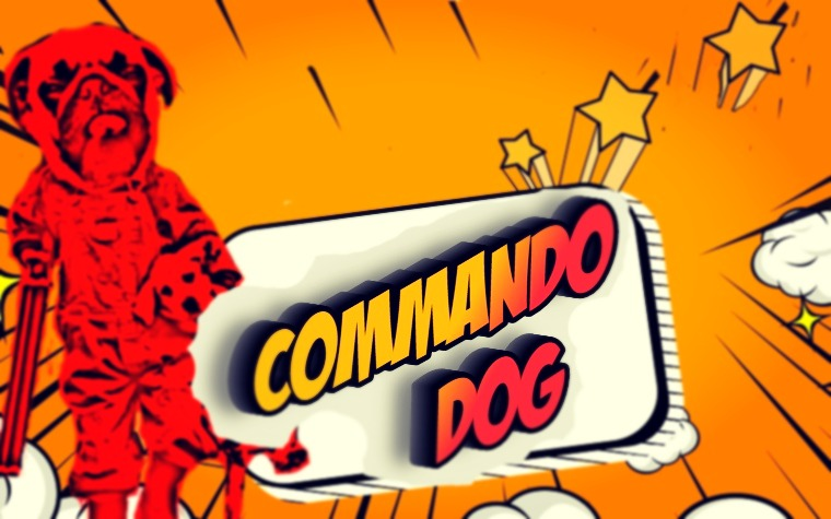 Commando Dog PC Game Download