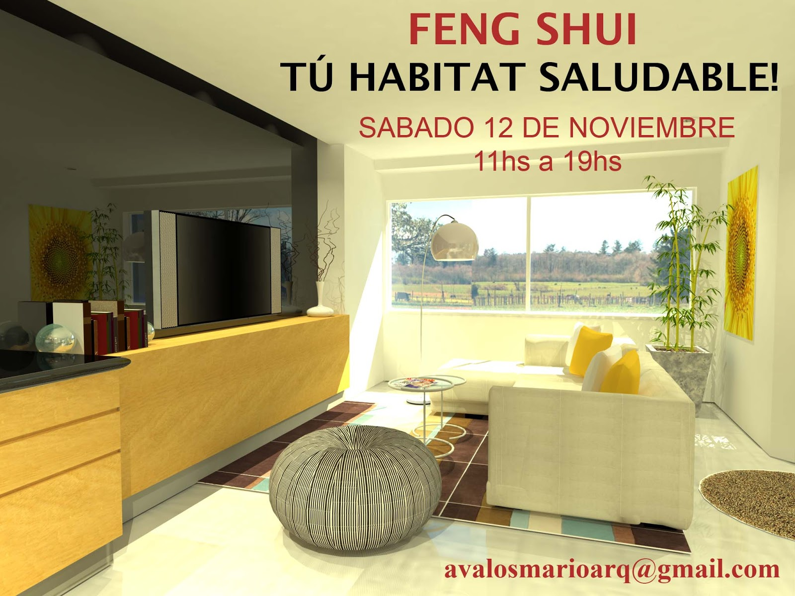 Arquitectura y feng shui taller de feng shui - Arquitectura feng shui ...