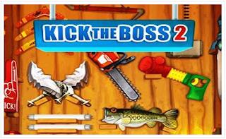 Kick the Boss 2 Apk (17+) Terbaru