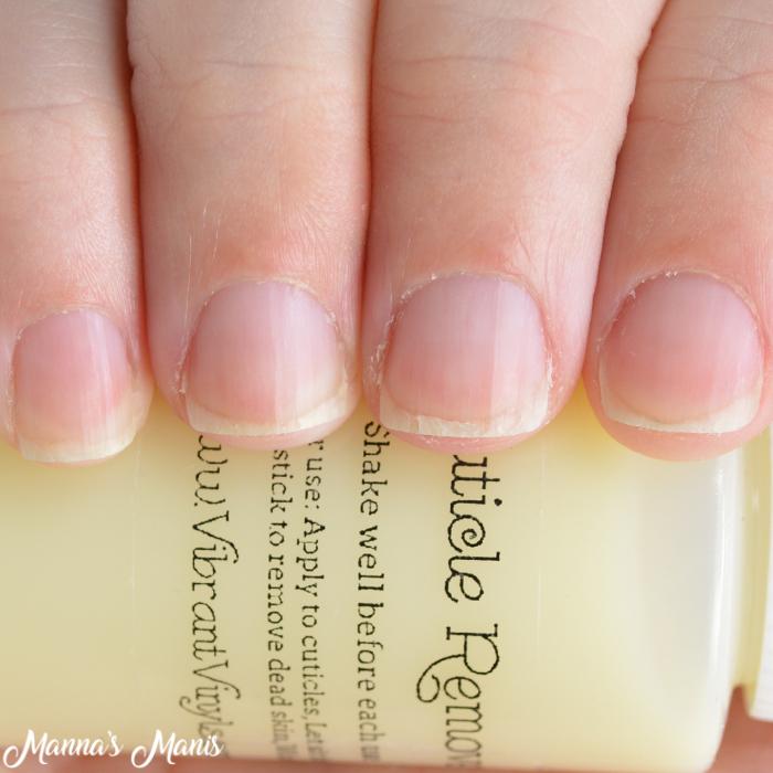 Delicious teens nail