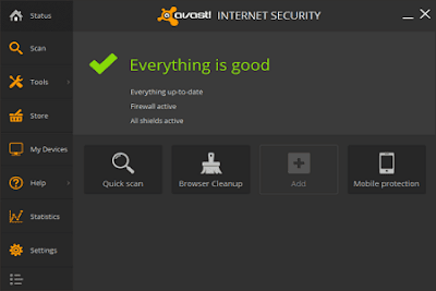 Download Avast Internet Security 2017