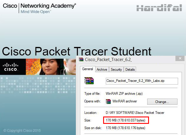 Download dan Install Cisco Packet Tracer