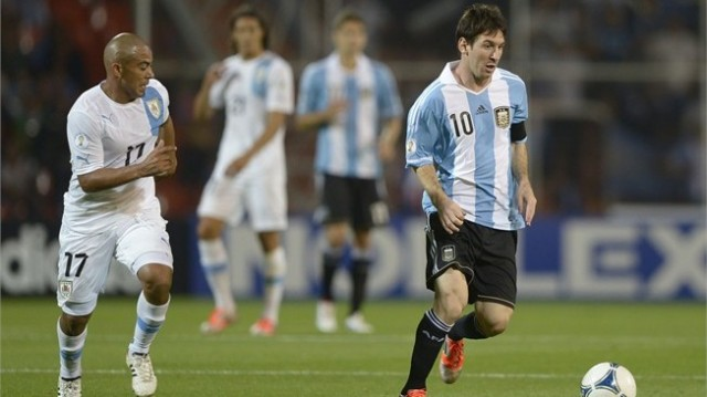 Hasil Bola Tadi Malam: Kualifikasi Piala Dunia Zona Amerika Selatan
