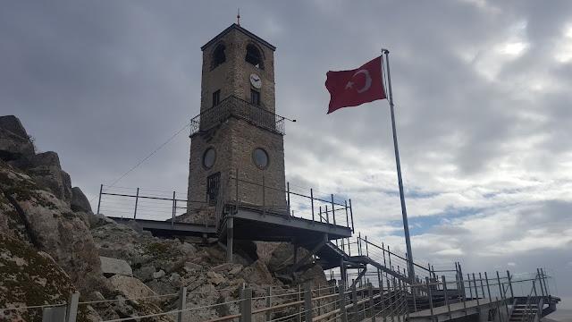 Eskişehir Sivrihisar Saat Kulesi