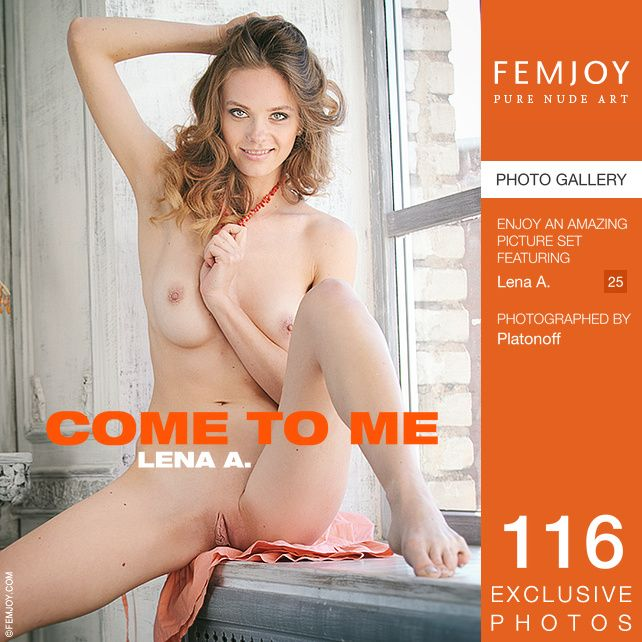 FemJoy - Lena A. - Come To Me