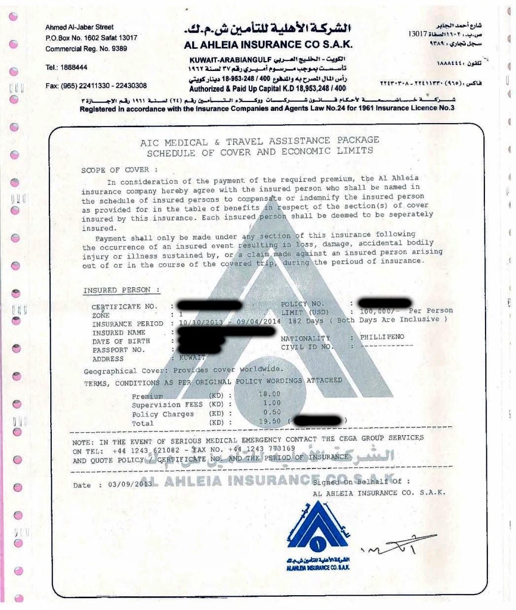schengen visa status