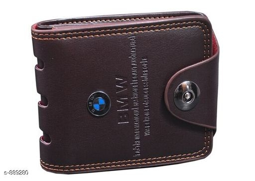 Trendy Premium Quality Wallet S-889280