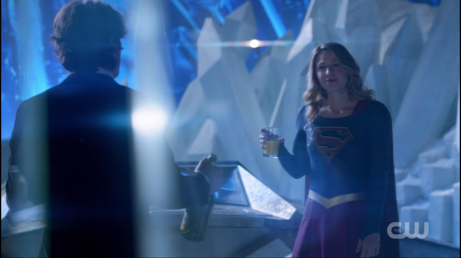 Supergirl Comic Box Commentary: Supergirl Episode 213:Mr. & Mrs ...