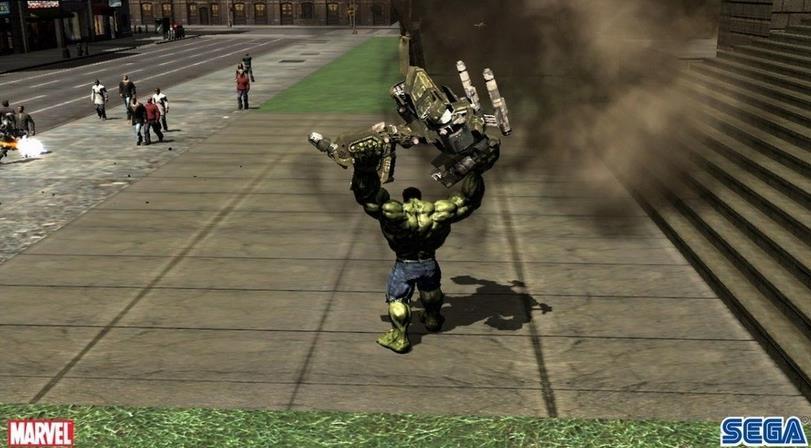 The Incredible Hulk pc full español