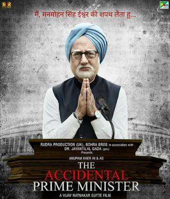 Accidental Prime Minister poster