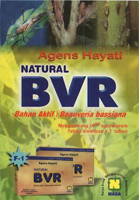 """""""pestisida alami natural bvr pengendali hama organik natural nusantara distributor resmi nasa jogjakarta"""""""