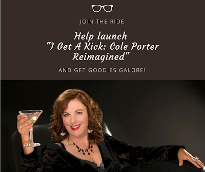 Help launch Lisa B's I Get A Kick: Cole Porter Reimagined at Indiegogo.com