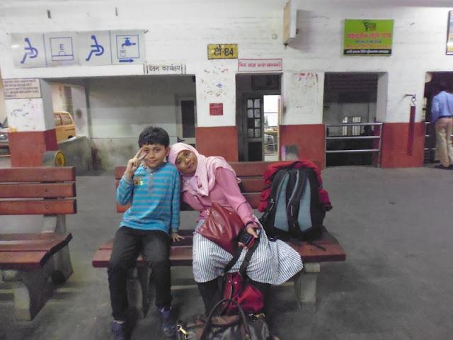 Stasiun di India