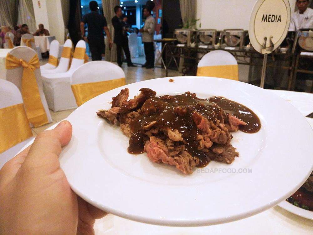 Kambing Bakar Buffet Ramadhan 2018 Di Hotel RHR Uniten Bangi