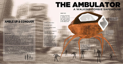 Zombie Safe House Competition: The Ambulator